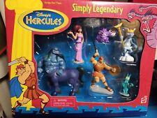 Disney Hercules Simply Legendary 5-Pack Action Figures NEW Mattel 67824