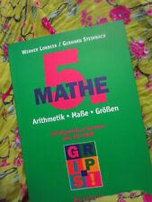 MATHEMATIK 5 arithmetik MAssE grössen AUGUsTUs mit CD ROM