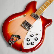 Rickenbacker 360 Fireglo 1998 Electric Guitars 6 strings w/HC Red