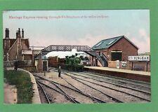 Hastings Express  Etchingham Railway Station Nr Ticehurst Robertsbridge Ref G111