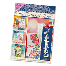 Tattered Lace Magazine Issue 23 Stephanie Weightman Free Congratulations Die