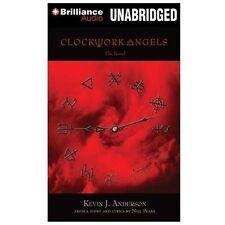 Clockwork Angels by Kevin J. Anderson (2013, CD, Unabridged)