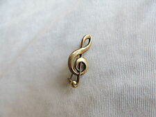Vintage Music Note Brooch Pin Jewelry (gg611)