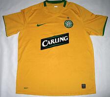 Celtic Glasgow Carling Nike Fit jersey size Xl