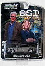 GREENLIGHT HOLLYWOOD SERIES 6 CSI:LAS VEGAS 2011 DODGE CHARGER MOVIE CAR 1:64