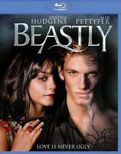 Beastly (Blu-ray Disc, 2011) - NEW!!