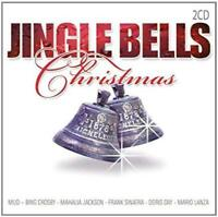 JINGLE BELLS CHRISTMAS - VARIOUS ARTISTS - 2 Disc's MUSIC CD NEW SEALED