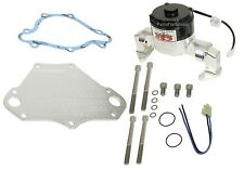 CSR 903NC Small Block Mopar Electric Water Pump and Backing Plate 318 340 360