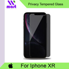 Privacy Tempered Glass Screen Protector For Apple iPhone XR