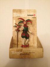 Schleich 70028 Ritter Hofnarr / Court Jester  KNIGHTS - NEU RARE New in Box