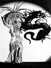 """ANNA MAY WONG IN THE FILM """"DAUGHTER OF THE DRAGON"""" 8X10 PUBLICITY PHOTO (AB-573)"""