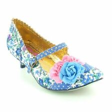 Decolté e sabot da donna blu Irregular Choice