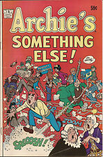 Archie's Something Else Comic Book from 1987!