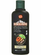 KOK LIANG Chinese Herbal SHAMPOO Natural for Hair Darkening + Thickening 200 ml.