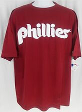 PHILADELPHIA PHILLIES THROWBACK SHIRT BIG TALL SIZES