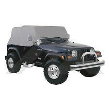 Cab Cover Gray Jeep Wrangler YJ 1987-1991 Rough Trail CC10109