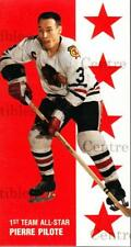 1994 Parkhurst Tall Boys 64-65 Mail-Ins AS #2 Pierre Pilote