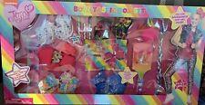 LIMITED EDITION Jojo Siwa Huge Large Cheer Hair Bows Box Set