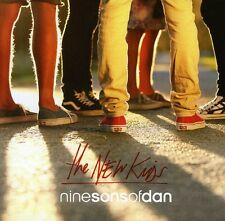 New Kids - Nine Sons Of Dan (2012, CD NIEUW)