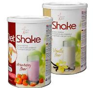 2 Boites Substitut de Repas Diet Milkshake Diététique Régime Minceur Fraise