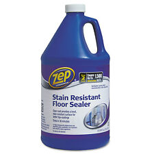 Zep Stain Resistant Floor Sealer 1 gal Bottle ZUFSLR128