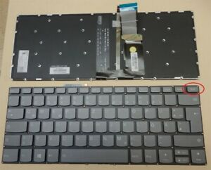 Tastatur Lenovo Yoga 520-14IKB 720-15IKB Keyboard backlit