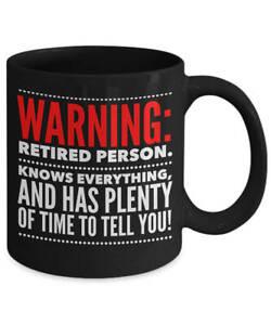 Retirement Mug Funny Retirement Coffee Mugs Retirement Gifts For Men Man Dad