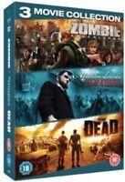 Zombie Triple: Zombie Apocalypse/Abraham Lincoln Vs Zombies/... [DVD][Region 2]