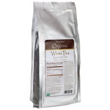 Swanson Certified Organic Loose Leaf White Tea 3.5 oz (100 g) Pkg