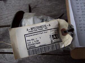 "BP5720H0376 TRACTOR YOKE 1 3/8"" SPLINED SLIDE QUICK DETACH COLLAR"