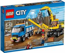 LEGO® City 60075 Excavator and Truck NEU OVP NEW MISB NRFB 66521 60076