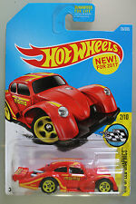 Hot Wheels 1:64 Scale 2017 HW Speed Graphics Series VOLKSWAGEN KAFER RACER