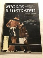 1958 Sports Illustrated HEAVYWEIGHT Champ FLOYD PATTERSON vs ROY HARRIS