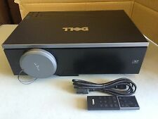 DELL 7609WU DLP PROJECTOR, 3850 LUMENS, ONLY 226 ORIGINAL HOURS!