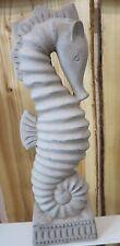 Figura Caballito de mar MARÍTIMO Decoración decoración-figura Expositor cerámica