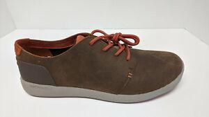 Merrell Freewheel Lace Sneakers, Dark Earth, Men's 14 M