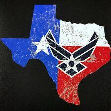 Texas US Air Force - Sticker