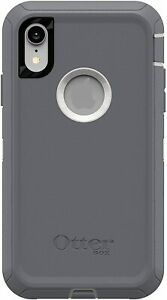 OtterBox Defender Series Case (ONLY) for Apple iPhone XR - Glacier Easy Open Box