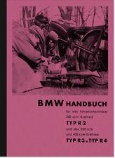 BMW R 2 3 4 Bedienungsanleitung Betriebsanleitung Handbuch R2 R3 R4 User Manual
