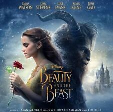 BEAUTY AND THE BEAST (NEW SEALED CD) DISNEY