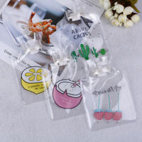 Cartoon reusable ice pack Mini Transparent Small Portable cooling cool ice bagNT