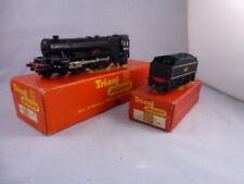 Triang R50 'Princess' Elizabeth Locomotive Black 4-6-2 and R33 Tender Boxed