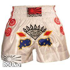 Short Boxe Thailandaise Muay Thai Kick Boxing K1 polyester Extra Round