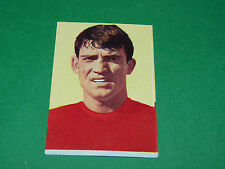 N°112 JESUS GLARIA ESPAÑA ROJA SICKER PANINI FOOTBALL 1966 WC ENGLAND 66