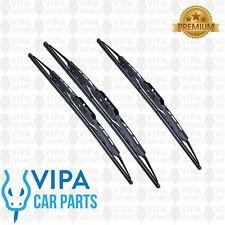Kia Sedona MPV OCT 2001 to OCT 2006 Windscreen Wiper Blades Set