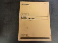 Caterpillar CAT 938G Wheel Loader Parts Manual  8RS   XEBP7424