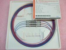 Pack of 4 FOCI Fiber Optic Coupler C-WS-AL-01-S-1215-13-NC/NC 1310nm SMF-28 P4