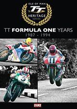 Isle of Man TT Formula One Highlights 1987-1994 [New DVD]