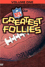 NFL: Greatest Follies- Vol. 1: The Classics  ~A BLAST From The Past~