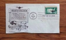 Higher Education U. S. - First Day Issue 1962  - 4 Cent Stamp